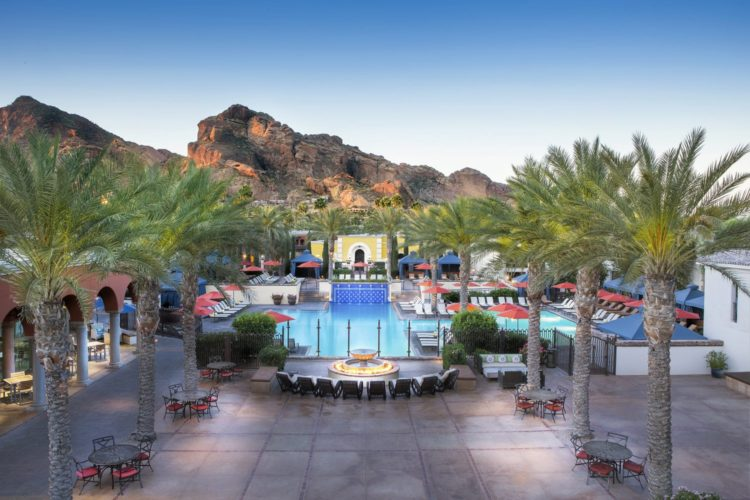 The Omni Scottsdale Resort & Spa at Montelucia