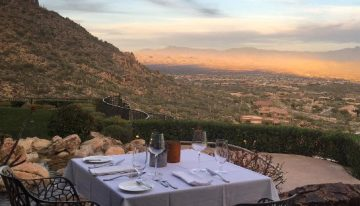 Celebrate Christmas Eve Dinner With a View at CopperWynd
