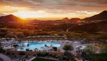 Snow in the Desert With JW Marriott Tucson Starr Pass