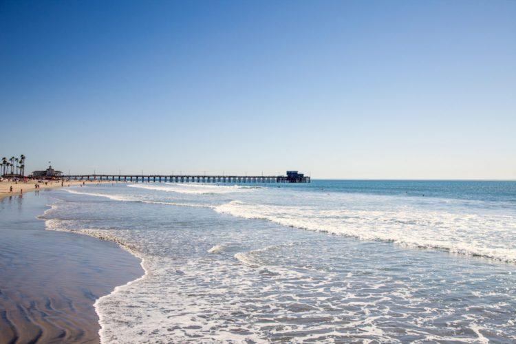 Balboa Peninsula - Newport Pier - Courtesy of Ed Olen