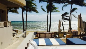 A Beach House Like No Other in Playa Del Carmen