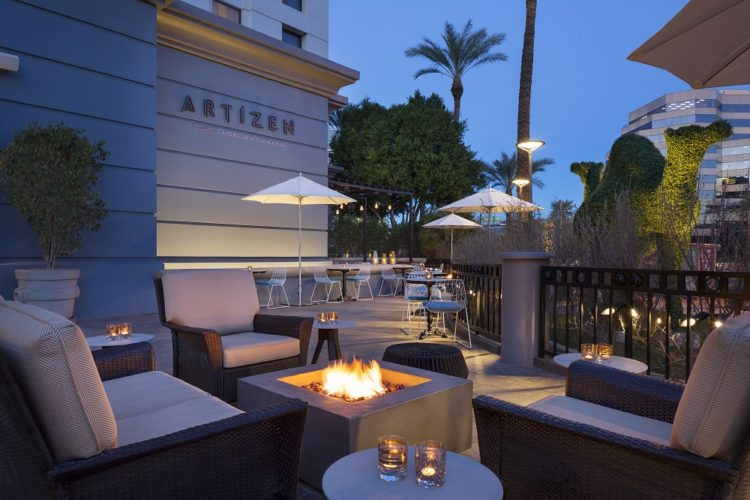 The Camby Hotel Artizen Terrace