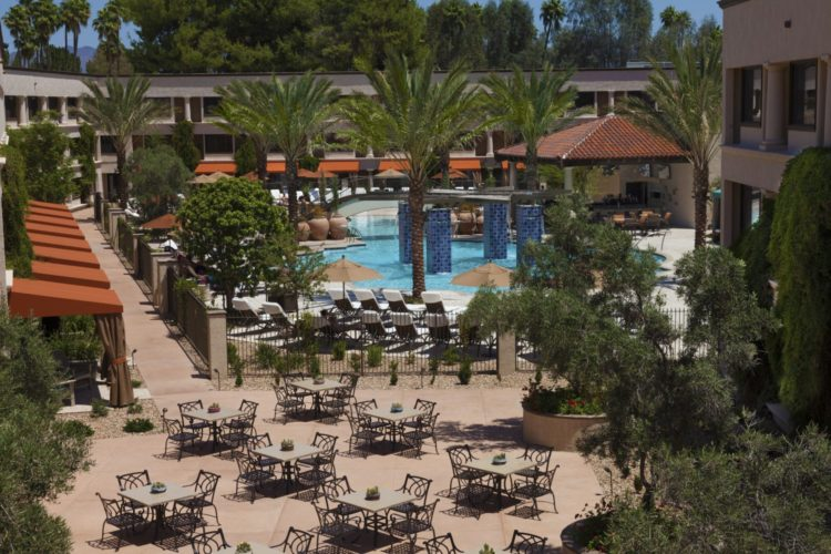 The Scottsdale McCormick Court & Pool