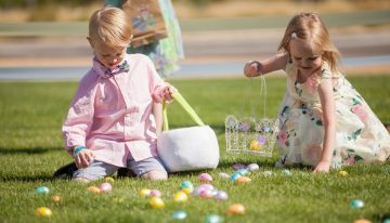 Bunnyland is the Place to Be This Easter