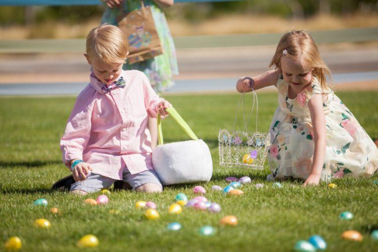 Easter Egg Hunt Med Rez
