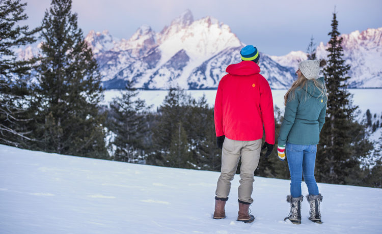 14 - Winter Tetons 2