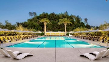 Solage, a Casually Upscale Napa Valley Retreat