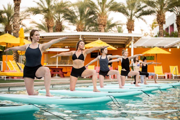 Paddleboard Yoga image 2