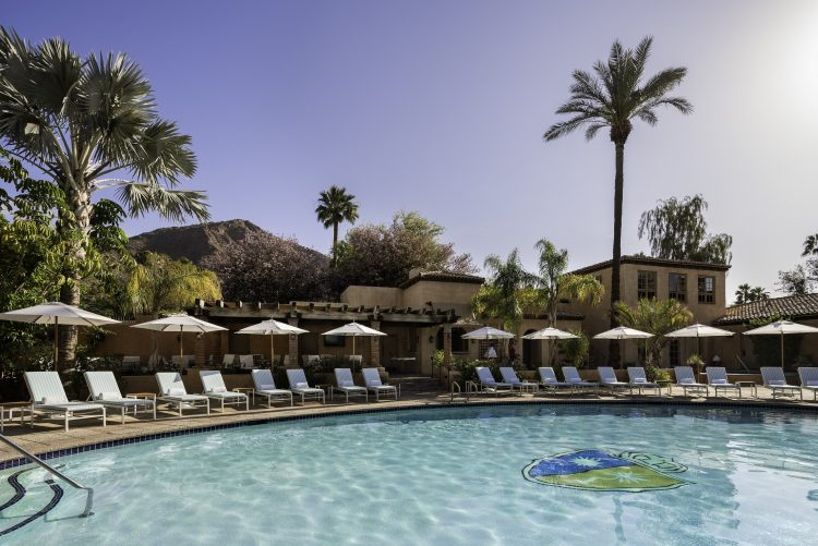 Royal Palms Resort and Spa_Pool Refresh
