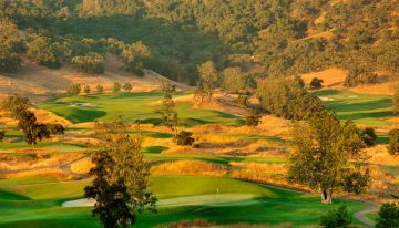 Golf & Spa Getaway at This Santa Cruz CA Resort