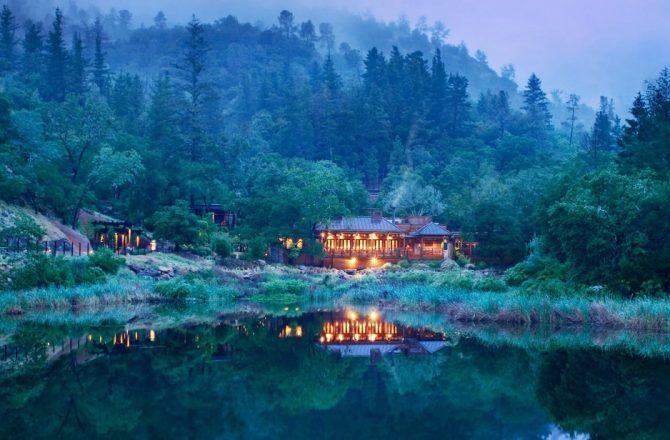 Napa Luxury: Calistoga Ranch, an Auberge Resort