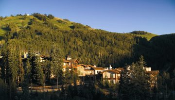 Plan Your Summer Escape to the Park City Mountains and Save at Stein Eriksen Lodge