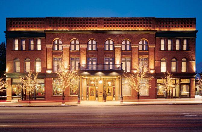 Aspen's Storied History Lives at Hotel Jerome