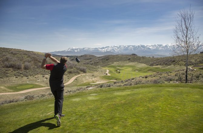 Discover Private Golf, Fine Dining & More at The Promontory Club