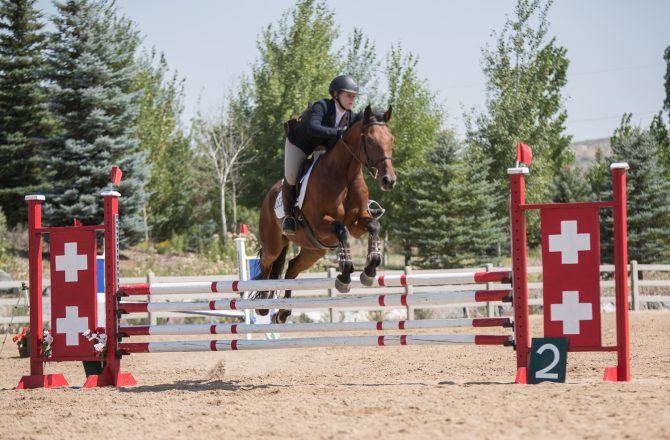 Explore the West on Horseback at Promontory's Private Equestrian Club