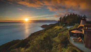 Fly Into Your Stay at This Big Sur Resort Via Helicopter