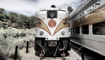 All Aboard the Grand Canyon Railway's Pumpkin Patch Train