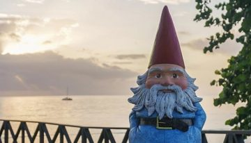 Swipe Right on Your Fave Traveling Gnome For a Chance To Win The Trip of a Lifetime