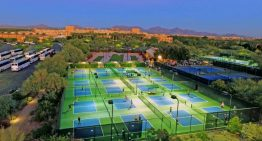 JW Marriott Desert Ridge Debuts Pickleball Courts