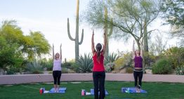 Candlelight Yoga and Wine at Four Seasons Resort Scottsdale