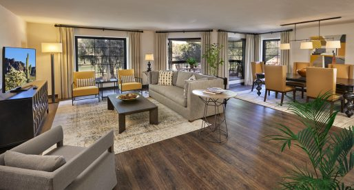 The Scottsdale Resort Debuts its Redesigned Presidential Suites