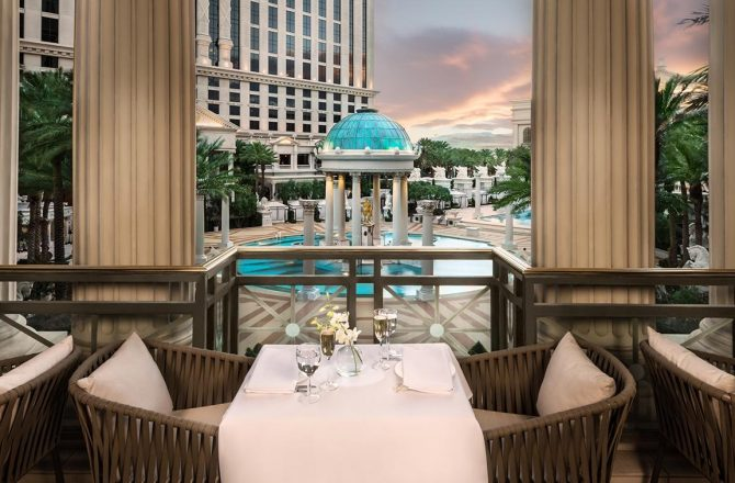 Top Resorts Host Vegas Uncork'd by Bon Appétit in May