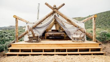 Collective Retreats: Luxury Glamping in Exclusive Destinations