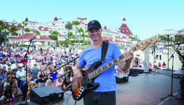 Father's Day Concert with Gary Sinise and the Lt. Dan Band at Hotel del Coronado