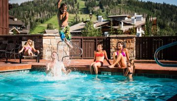 Park City's The Chateaux Deer Valley Offers Third Night Free