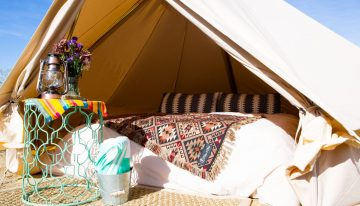 Glamp Your Way Through Northern New Mexico's Stunning Taos