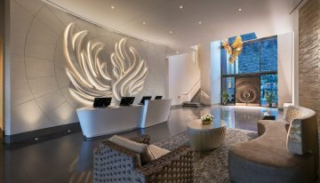 The Phoenician Debuts a Fully Renovated Three-Story Spa