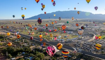New Mexico's Fall Festivals Not to Miss