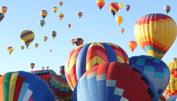 5 Reasons to Attend the World's Largest Hot Air Balloon Festival