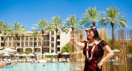 Say Aloha This Labor Day at Fairmont Scottsdale Princess