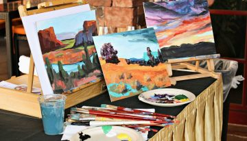 Southwest Art Comes to Life at Hilton Santa Fe Buffalo Thunder