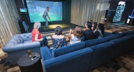 M Resort Spa Casino Debuting Luxury Topgolf Swing Suite