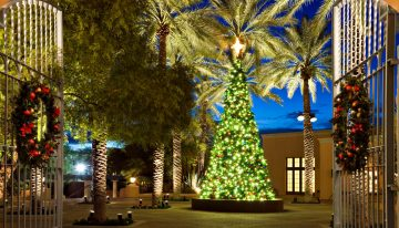 Fairmont Scottsdale Offering Early Bird Rates for Christmas at the Princess