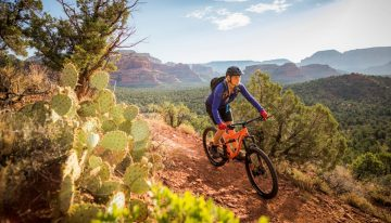 Enchantment Resort Offers Mountain Bike Enthusiasts the Ultimate Sedona Adventure
