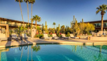 Greater Scottsdale's First Wellness Resort to Debut New Spa