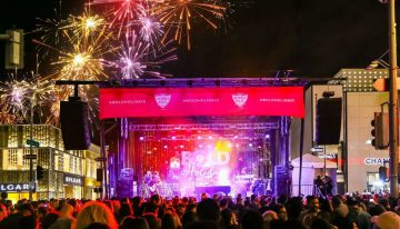 BOLD Holidays Returns to Beverly Hills for Festive Fun