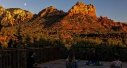 Catch the Full Moon at L'Auberge de Sedona, A Destination Hotel