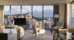 The Ritz-Carlton Residences, Waikiki Beach Debuts Completion