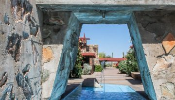 10 Insider Tips for Visiting Taliesin West This December