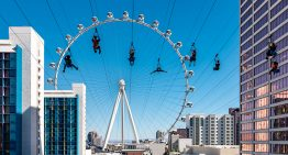 Fly Over the Las Vegas Strip On This New Zip Line