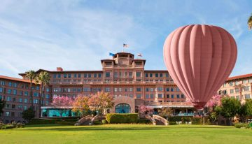 $100K Valentine's Package at The Langham Huntington, Pasadena