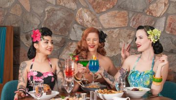 Island Lifestyle Party, Arizona Tiki Oasis, Headed to Hotel Valley Ho This Spring