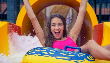 Great Wolf Lodge Announces Waterpark and Slide Details