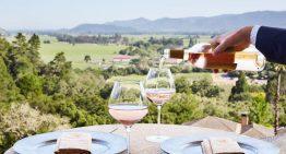 Rosé All May at Auberge Du Soleil in Napa Valley