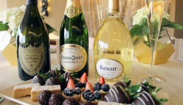 Pop Bubbly at The Phoenician During Champagne Saturdays