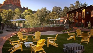 Extend Summer at Amara Resort & Spa with Exclusive AZ Resident Rate